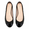 House of ballerinas Ines Black top