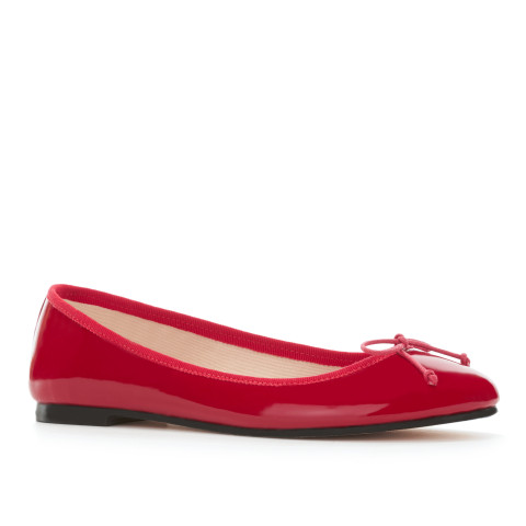 House of ballerinas Charlotte Red side
