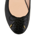 House of ballerinas Leonie Black toecap