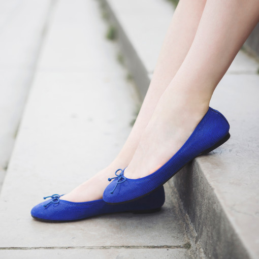 House of Ballerinas, Isabelle Blue Sapphire
