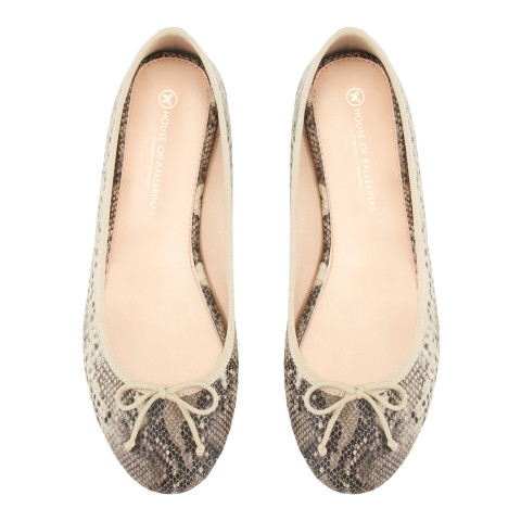 House of Ballerinas Audrey Beige