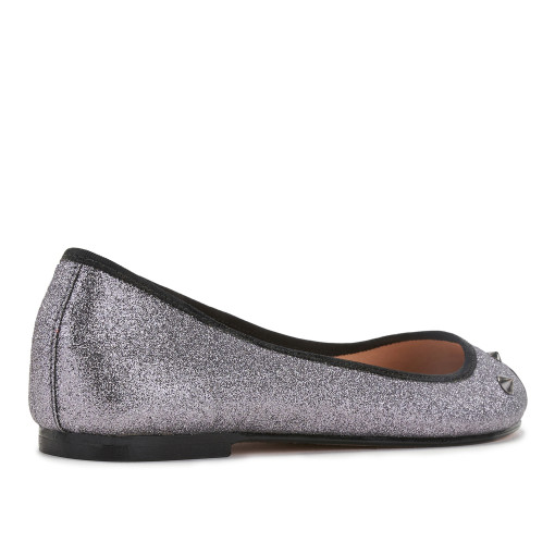 House of Ballerinas Maxine silver back