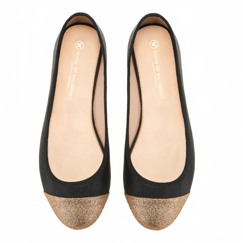 House of Ballerinas Eloise Gold