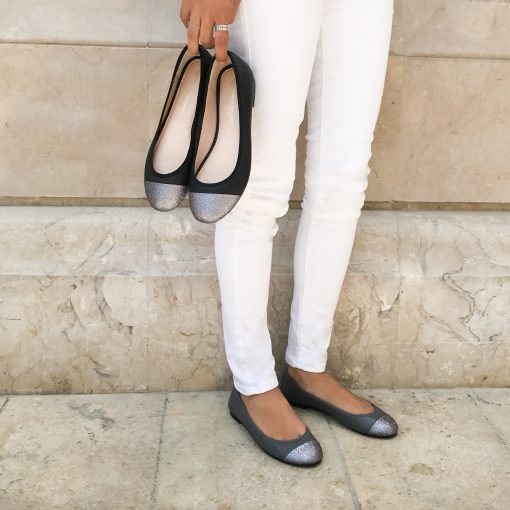 Eloise Grey & Black