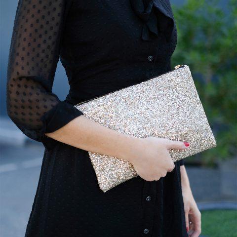 Celeste Clutch bag